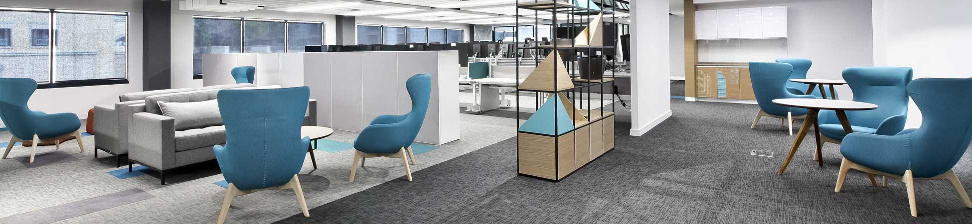 Interior Office Design and Fit-Out - CITI BANK