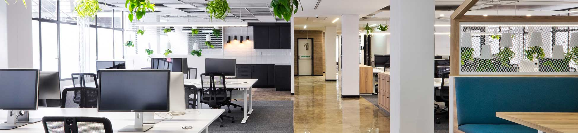 Interior Office Design and Fit-Out -  UBER